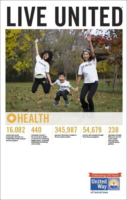 2016 HEALTH Poster