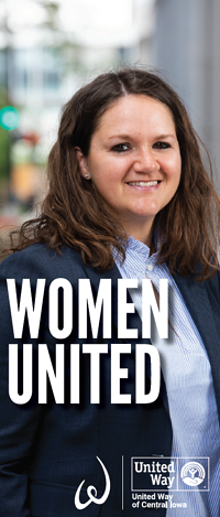 2018 WOMEN UNITED brochure cover