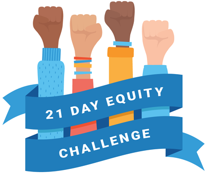 21 day equity challenge - color