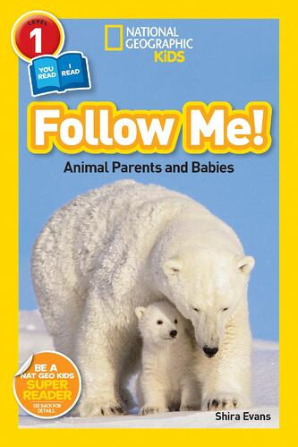 Follow Me!  Animal Parents and Babies - National Geographic Kids