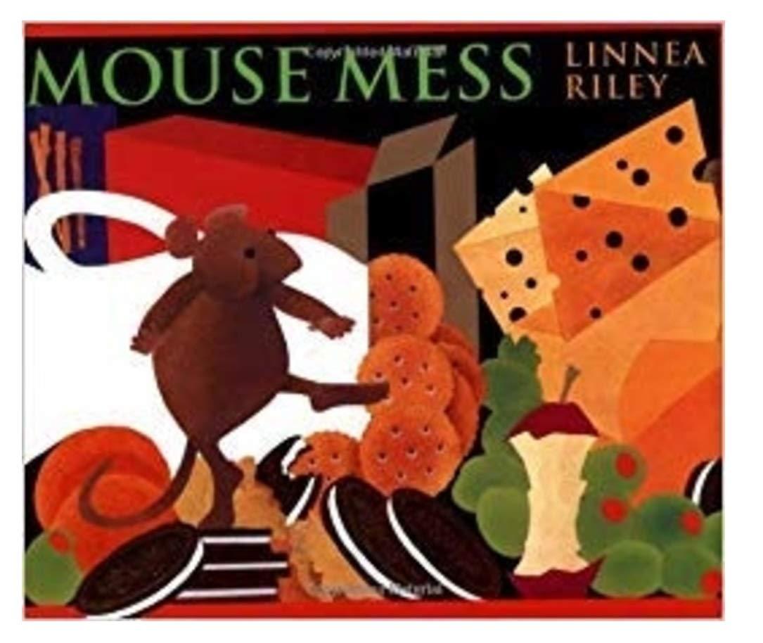 Mouse Mess - Linnea Riley