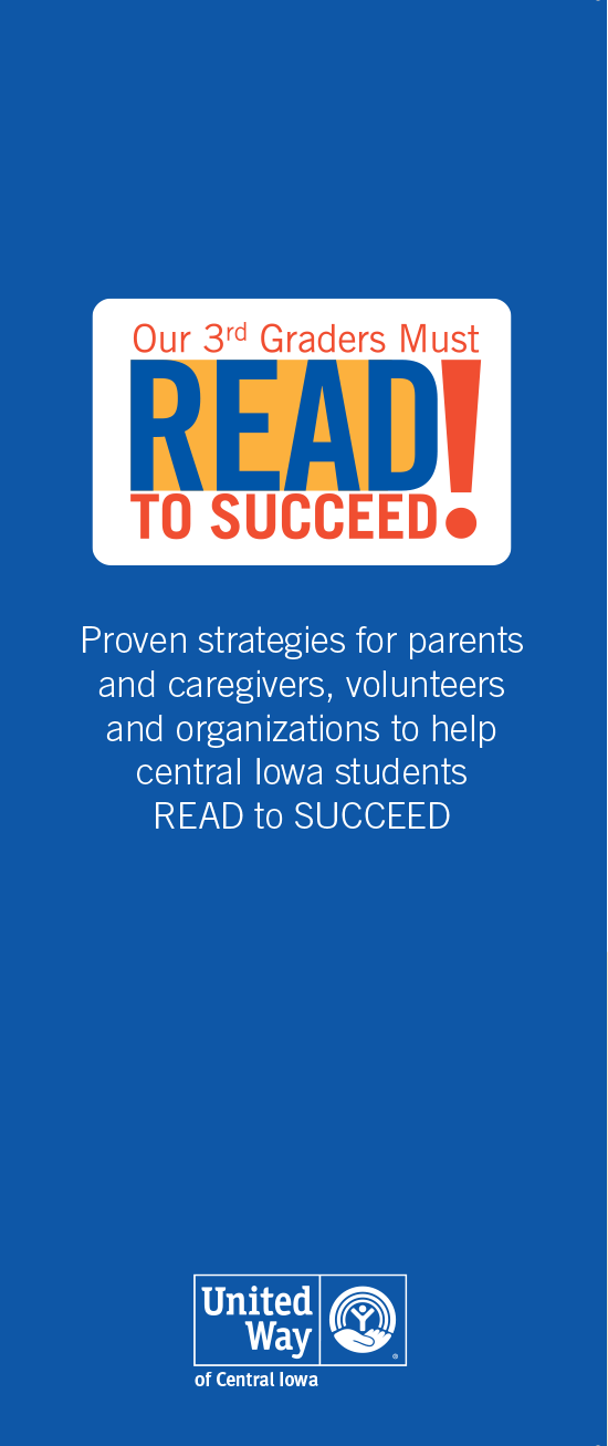 READ to SUCCEED Brochure