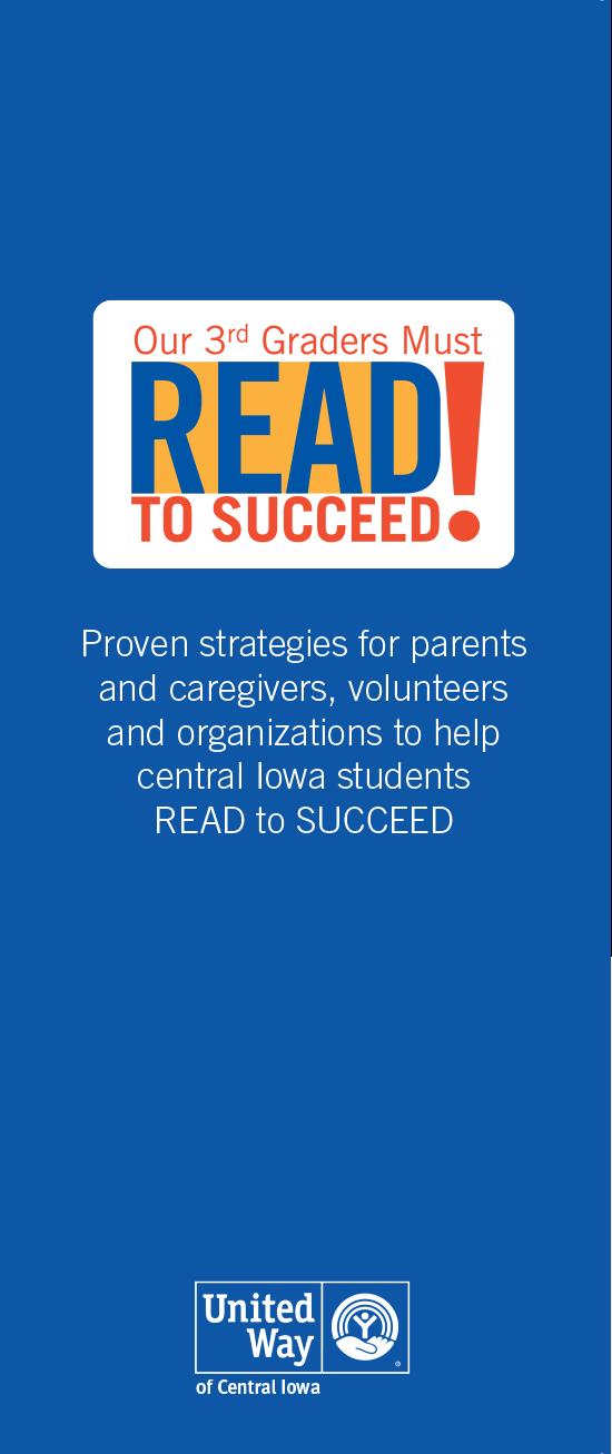 READ to SUCCEED Brochure