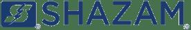 SHAZAM Logo (horizontal 1-color)