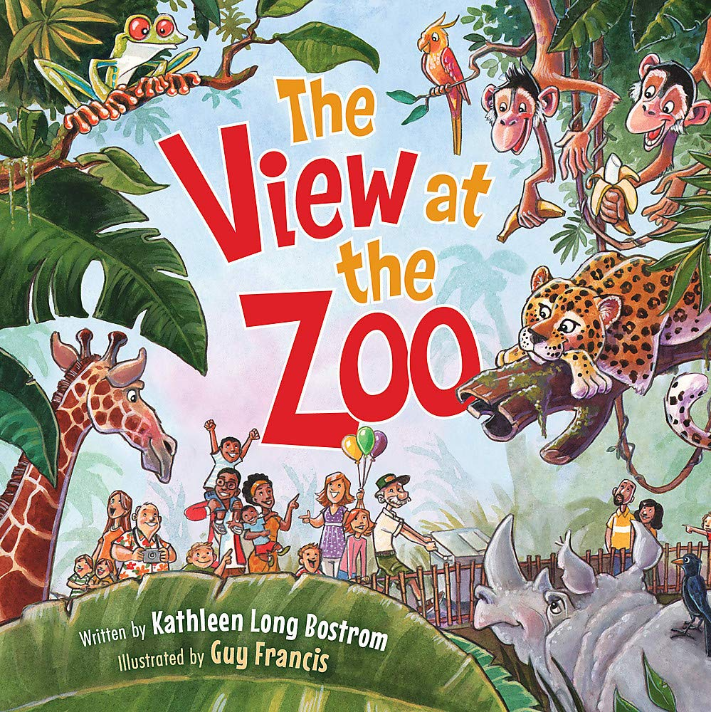 The View at the Zoo - Kathleen Long Bostrom
