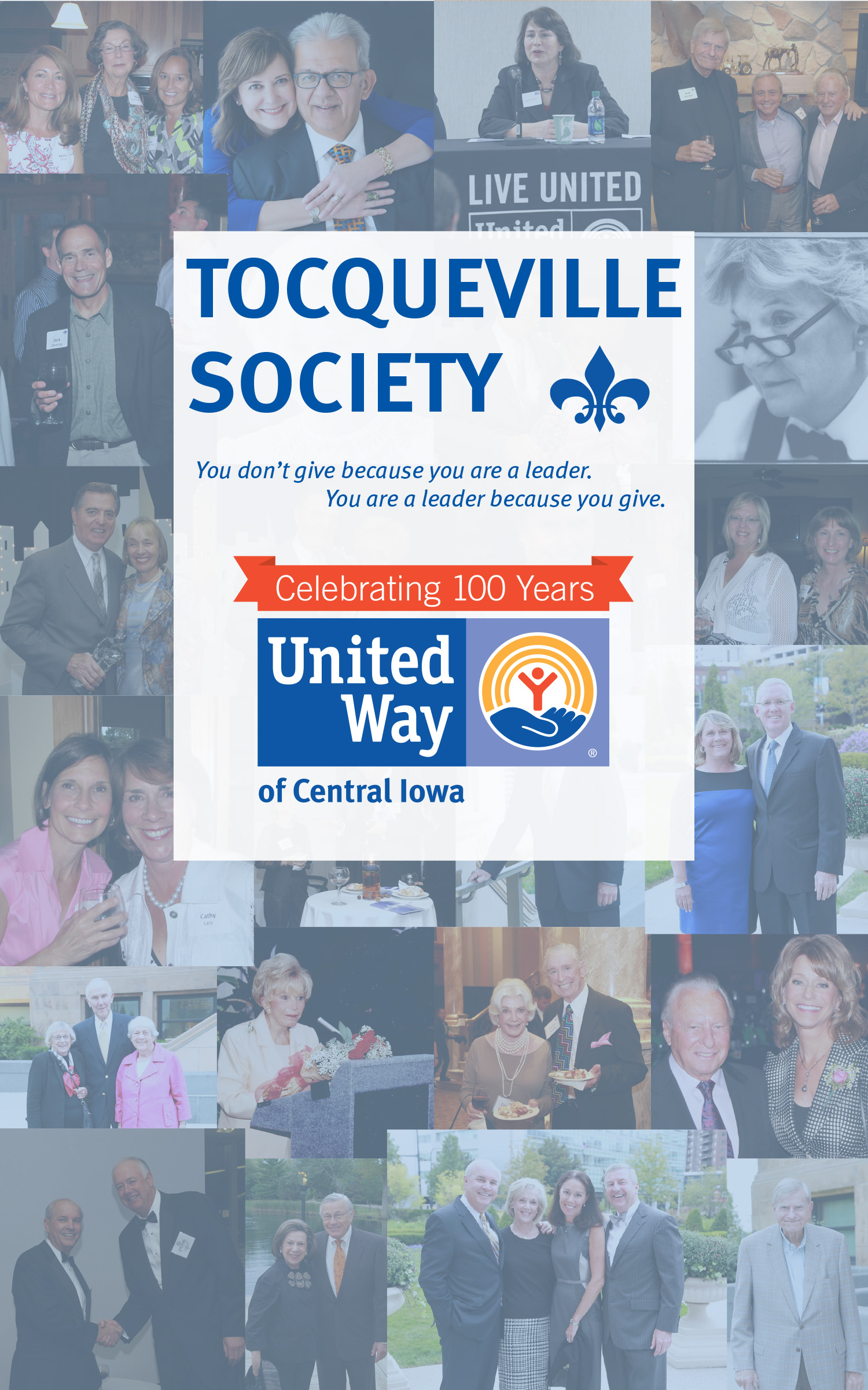 Tocqueville Society Brochure