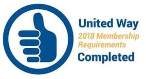 United Way Membership Requirements 2018