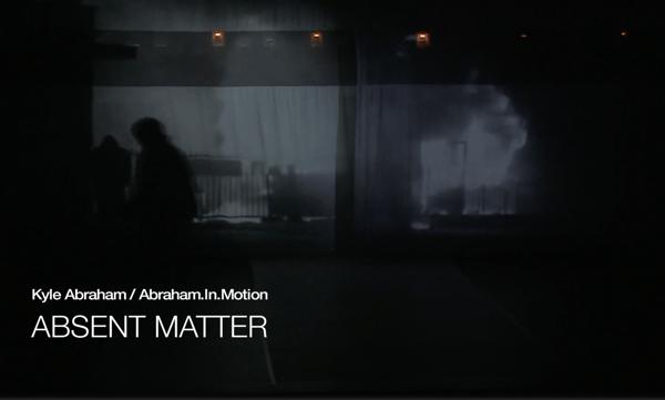 ABSENT MATTER (Video)