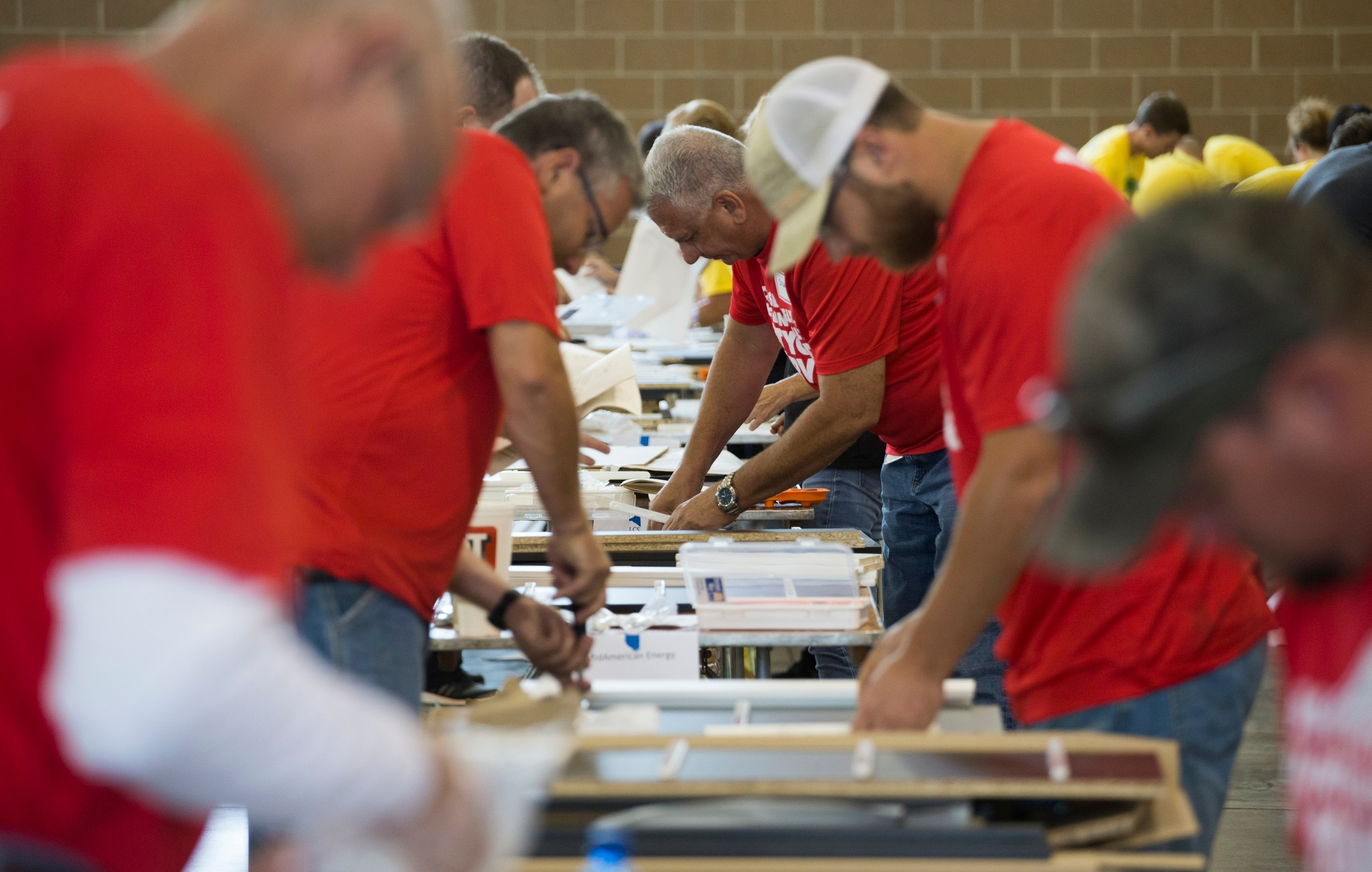 Day of Action unites 4,500 community volunteers