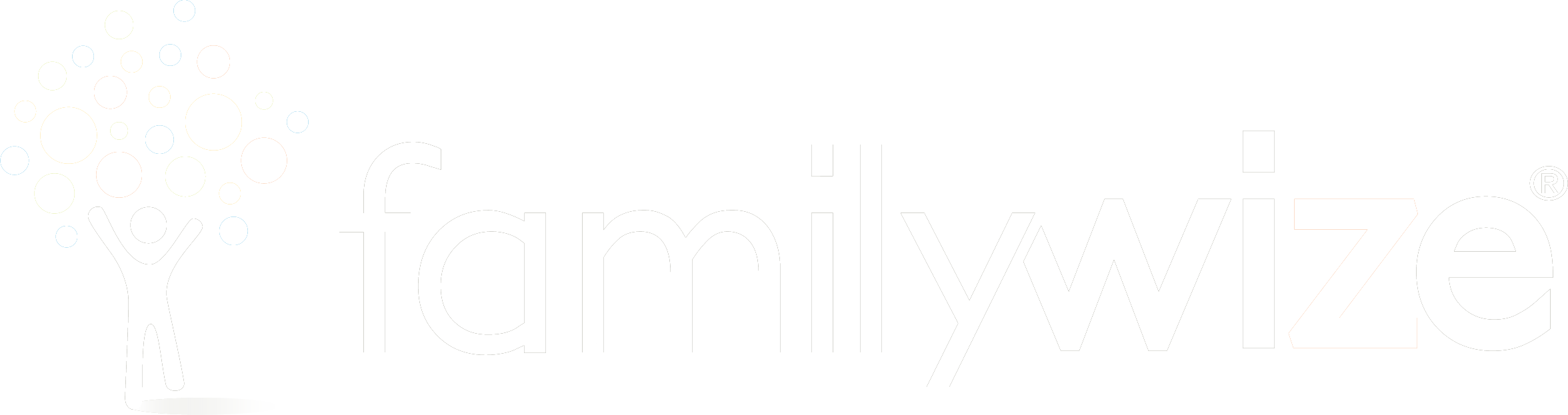 FamilyWize-logo-white-notag