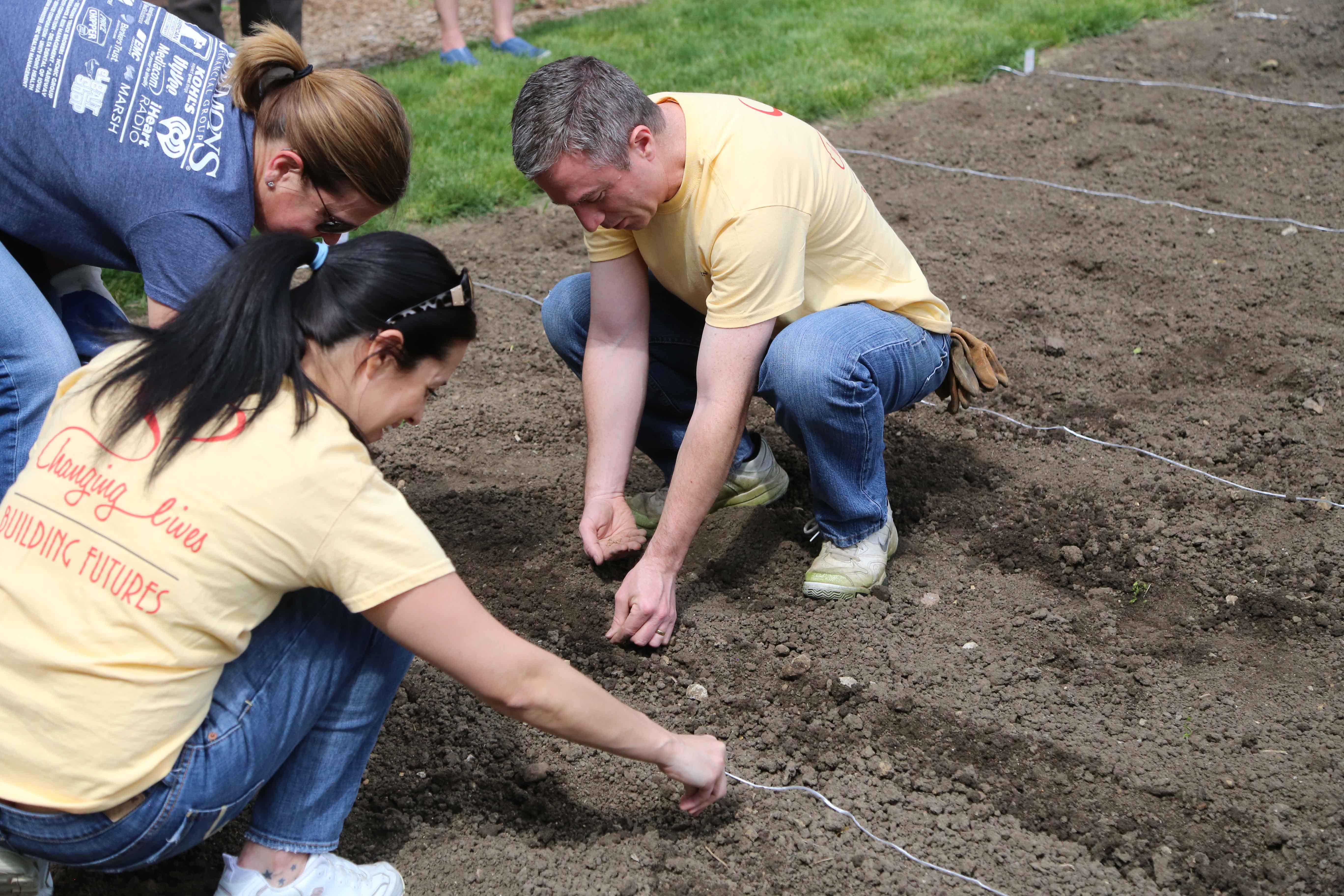 Spring into Health:Giving Gardens