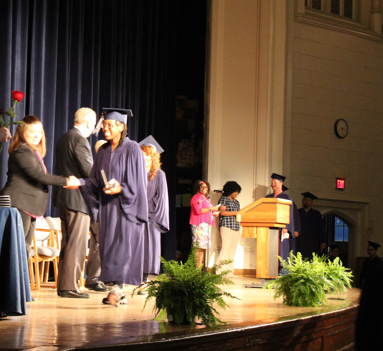Bridges to Success Celebrates 80 Students at Graduation