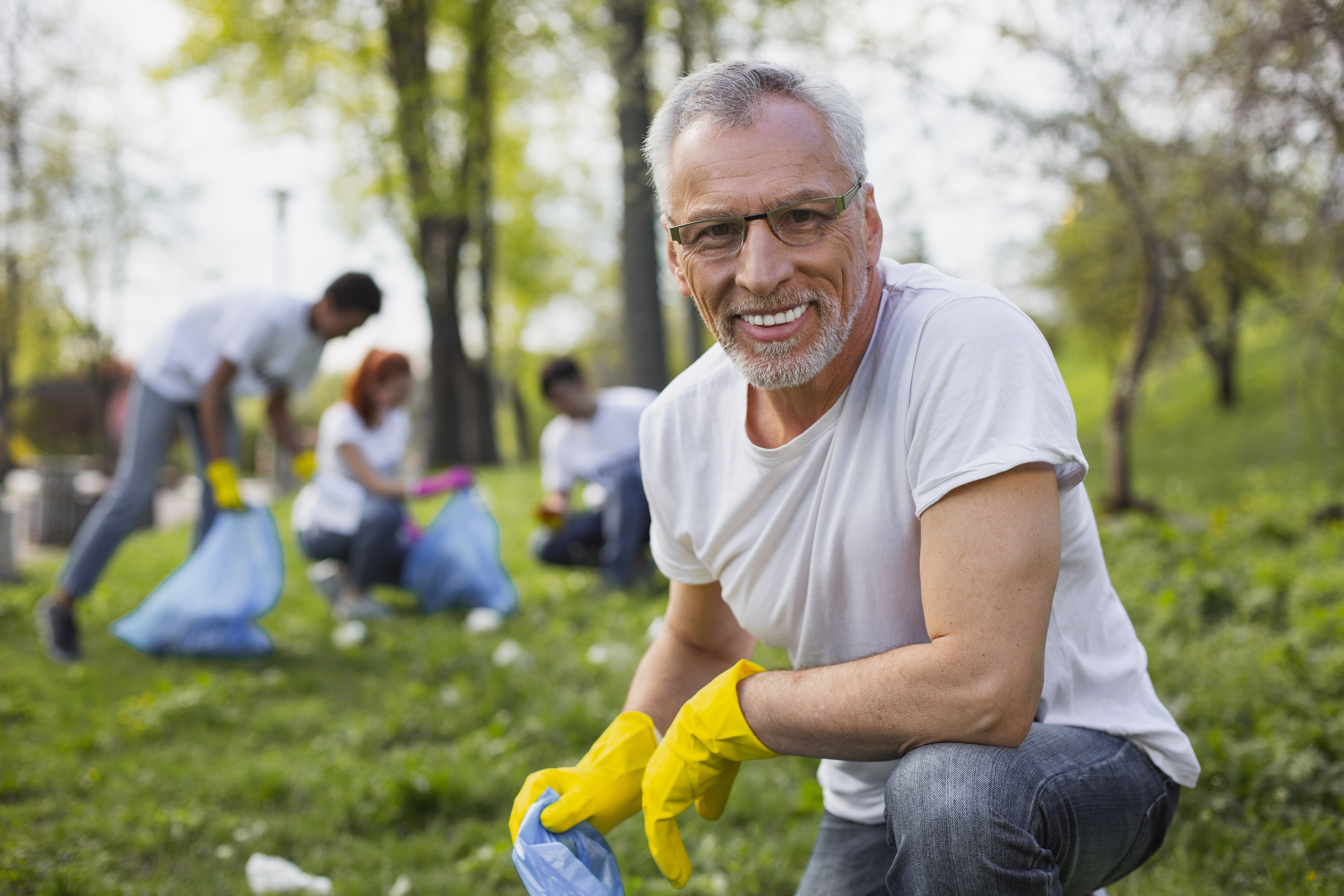 4 ways to give back when you retire