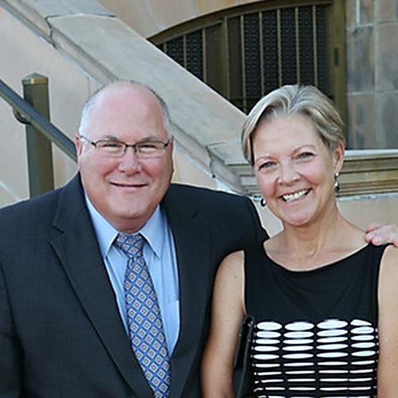 Jim and Deb Israel