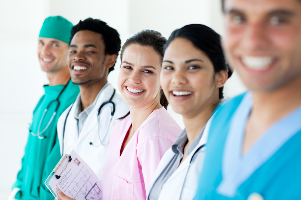 Four ways to help increase diversity in advanced health care jobs